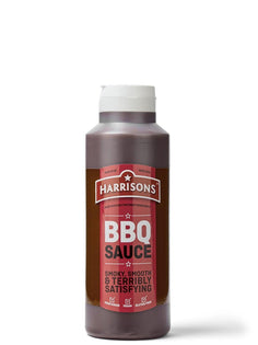 Barbecue Sauce 1 Litre Bottle (Case of 6)