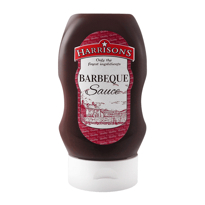 Harrisons Sauces Barbecue Sauce 300ml Bottle