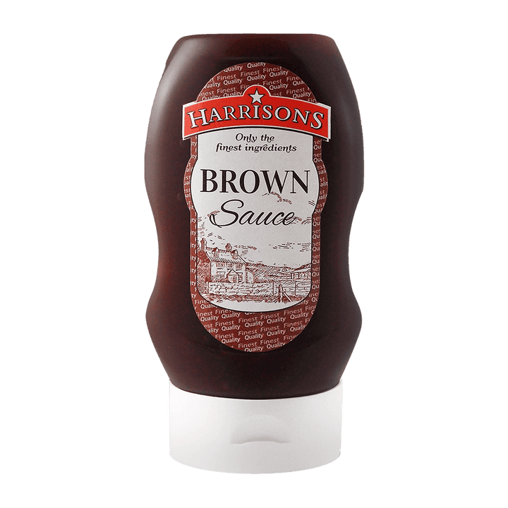 Harrisons Sauces Brown Sauce 300ml Bottle