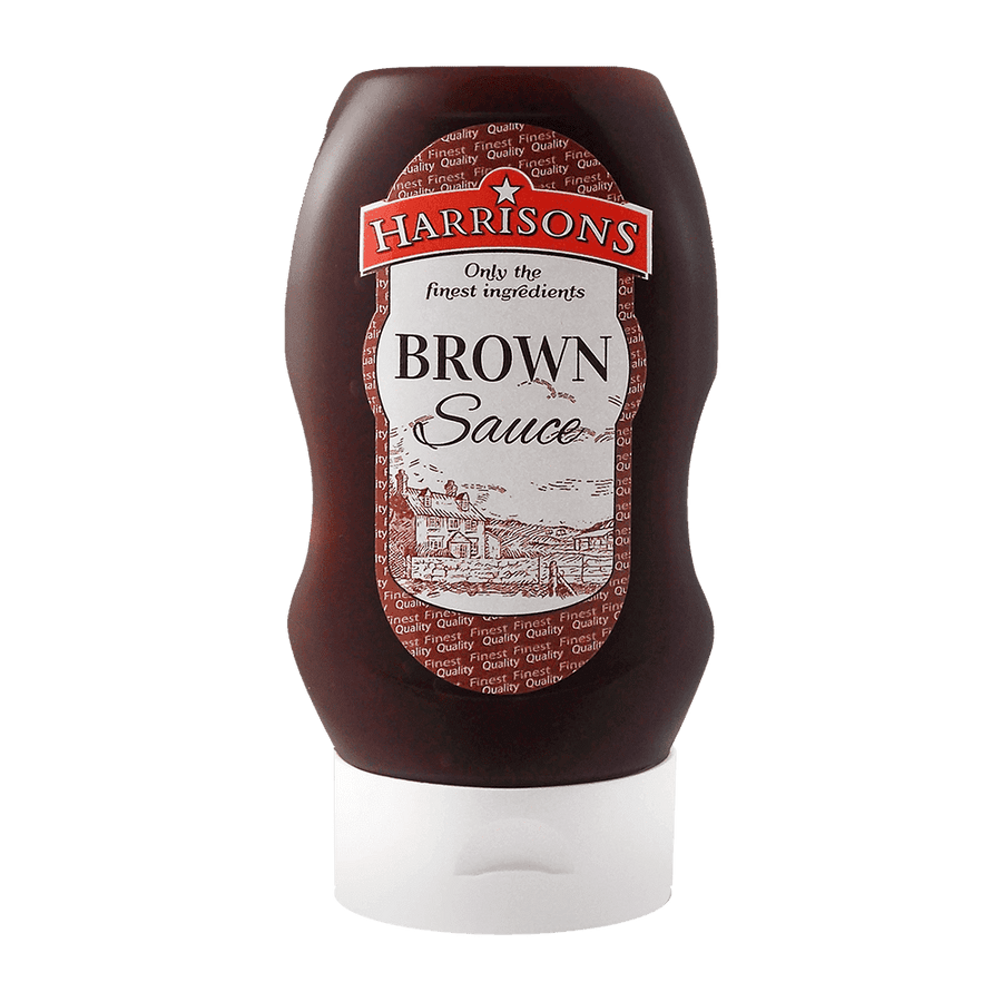 Brown Sauce 300ml (Case of 8) - Harrisons Sauces