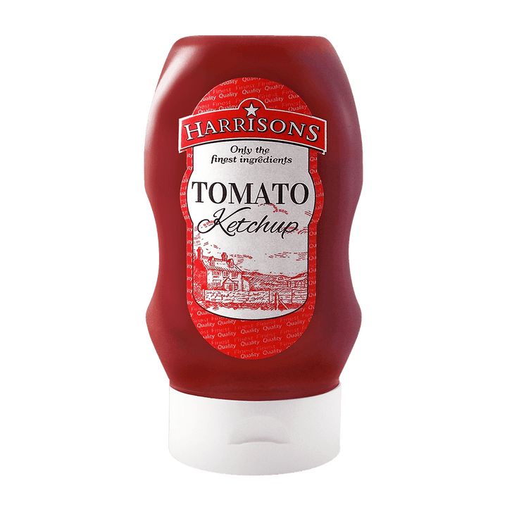 Harrisons Sauces Tomato Ketchup 300ml Bottle
