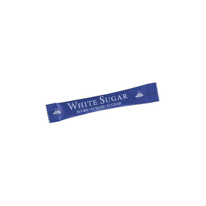 White Sugar (Case of 1000) - Harrisons Sauces