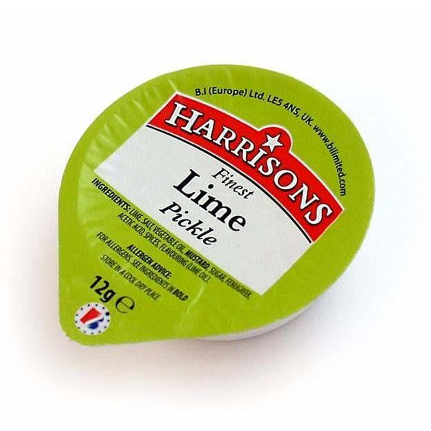 Lime Pickle Dip (Case of 160) - Harrisons Sauces
