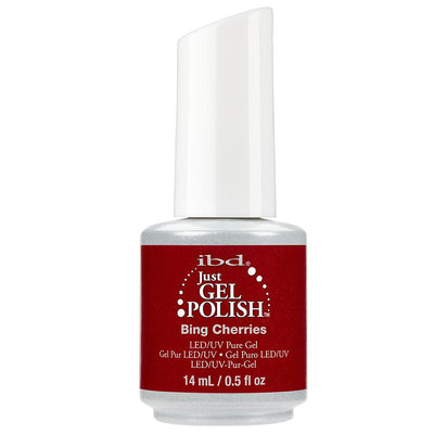 Just Gel Polish Bing Cherries 14Ml