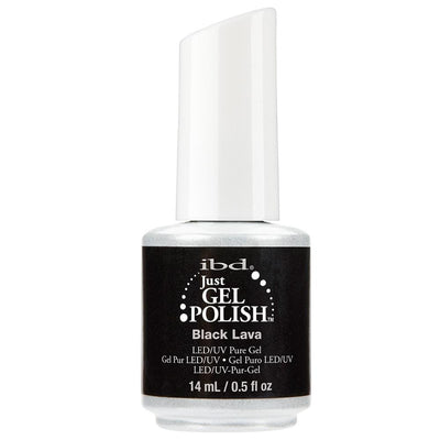 Just Gel Polish Black Lava 14ml