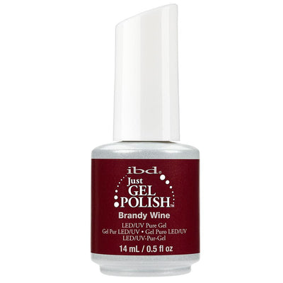 Just Gel Polish Brandy Wine