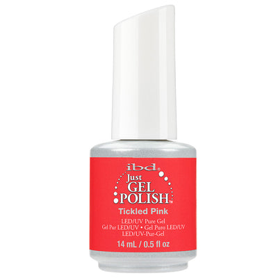 Just Gel Polish Tickled Pink 14ml