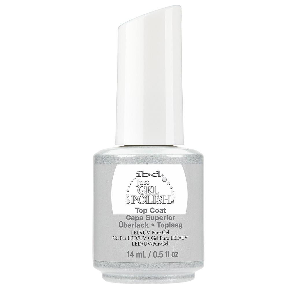 Just Gel Polish Top Coat 14ml