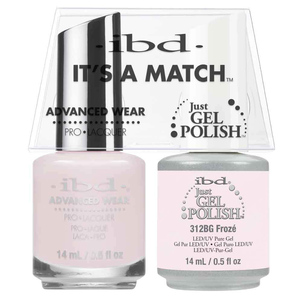 Just Gel Polish Froze Duo - Chalet Soiree 14Ml