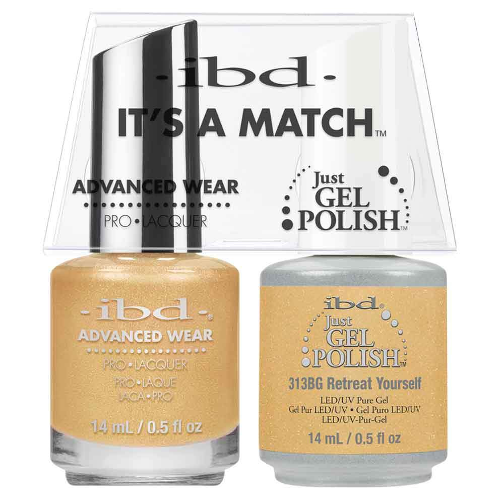Just Gel Polish Retreat Yourself DUO - Chalet Soiree 14ml