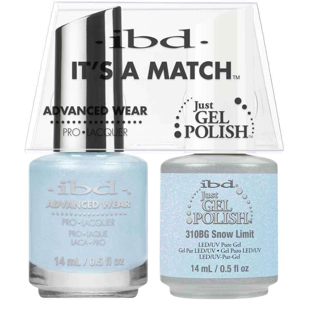 Gel Polish Snow Limit Duo - Chalet Soiree 14Ml Just