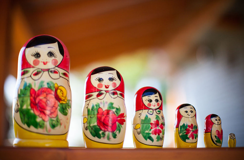 The Trouble with Russian Nesting Dolls