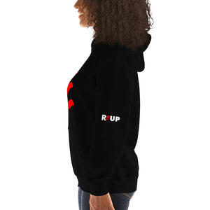 "ReUp ""E"" Hooded Sweatshirt"
