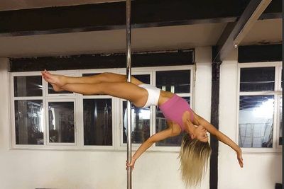 Pole Fitness - A personal insight into the benefits of the hugely popular sport