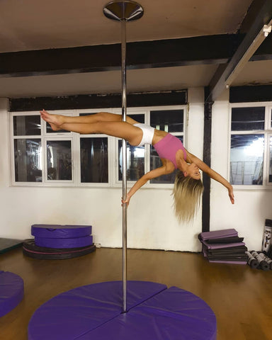Pole Dance Fitness - Not Just A Pretty Face