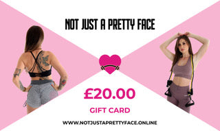 £20 Gift Card Not Just A Pretty Face