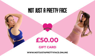 £50 Gift Card Not Just A Pretty Face