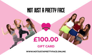 £100 Gift Card Not Just A Pretty Face