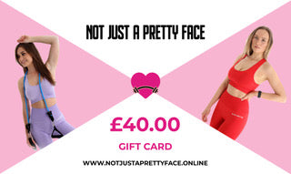 £40 Gift Card Not Just A Pretty Face