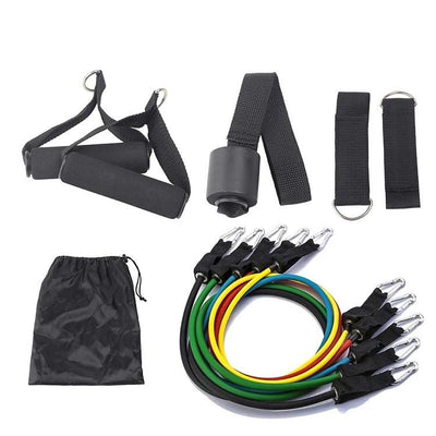 Pro Resistance Bands 11-Piece Set