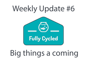 Weekly Update #6 - Big things a coming