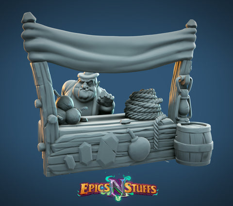 Trading Post- Epics'N'Stuffs