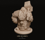 Dwarven Guardian - Epics'N'Stuffs