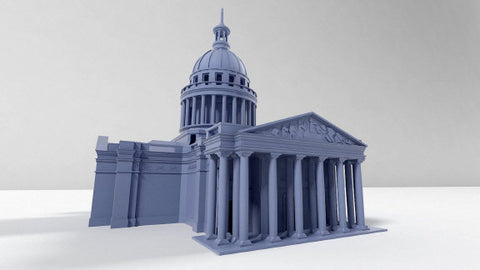 Pantheon - 3D Printed Architecture