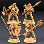 Human Fighters Guild C - Artisan Guild