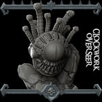 Clockwork Overseer - Rocket Pig Games