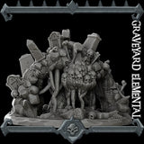 Graveyard Elemental - Rocket Pig Games