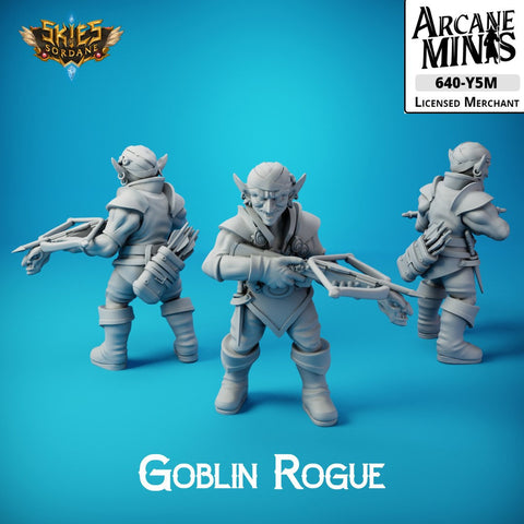 "Goblin Rogue - Carren Pirates €"" Skies Of Sordane"