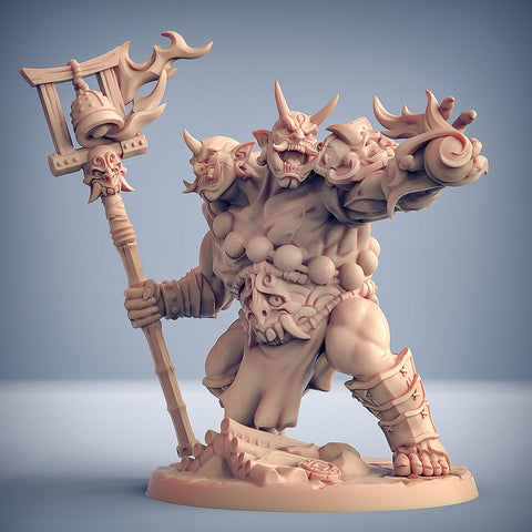 Goraku The Ogre Maji - Artisan Guild