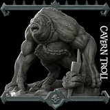 Cavern Troll - Rocket Pig Games