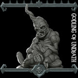 Godling Of Undeath - Rocket Pig Games