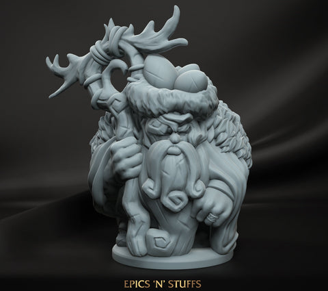 Dwarven Druid 3 - Epics'N'Stuffs
