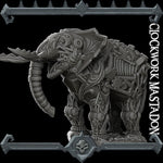Clockwork Mastadon - Rocket Pig Games