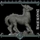 Dragon Horse - Rocket Pig Games