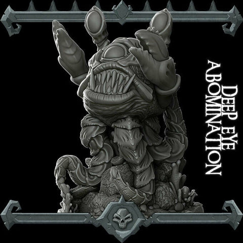 Deep Eye Abomination - Rocket Pig Games