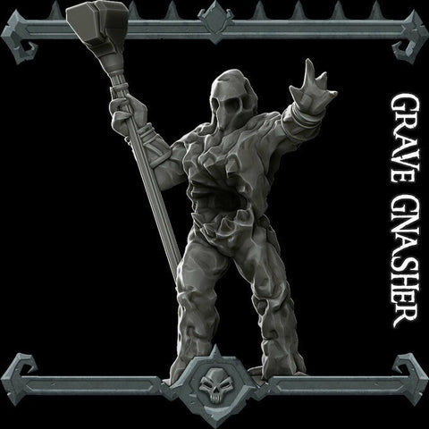 Grave Gnasher - Rocket Pig Games