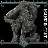 Mountain Giant - Rocket Pig Games