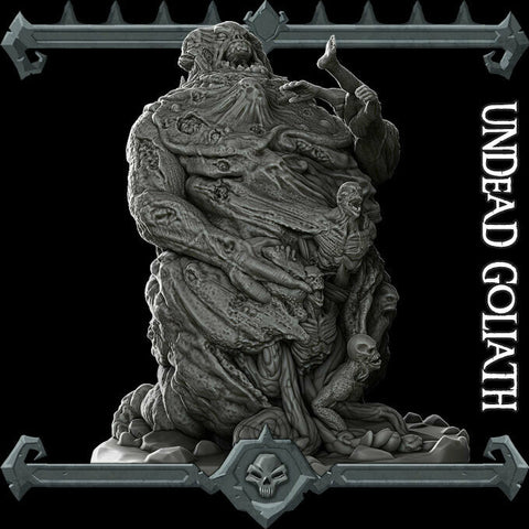 Undead Goliath - Rocket Pig Games