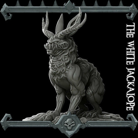 The White Jackalope - Rocket Pig Games
