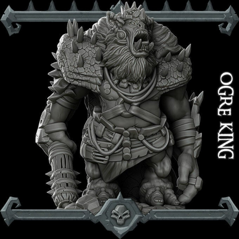 Ogre King - Rocket Pig Games