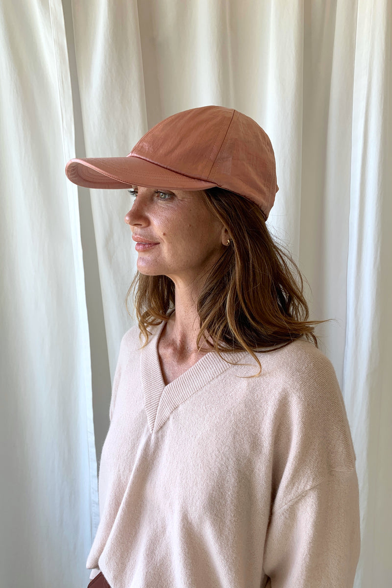 Arat Cap in Pink