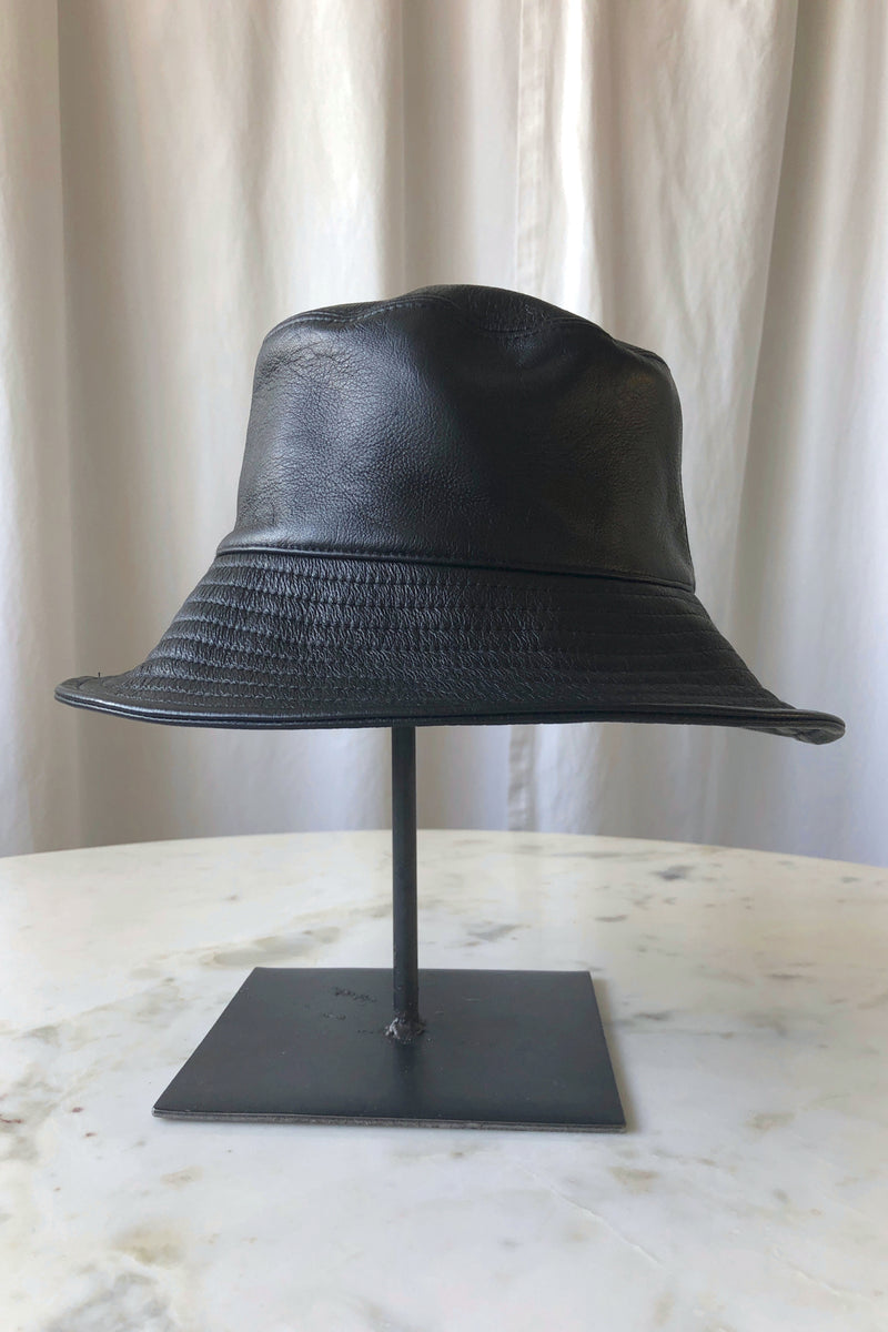 Black Ebi Bucket Hat