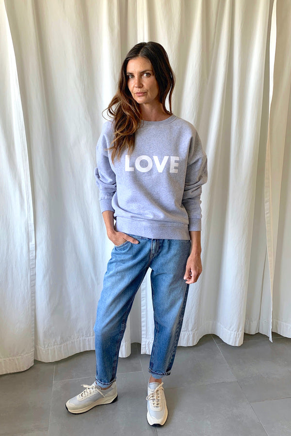 Organic Love Sweatshirt