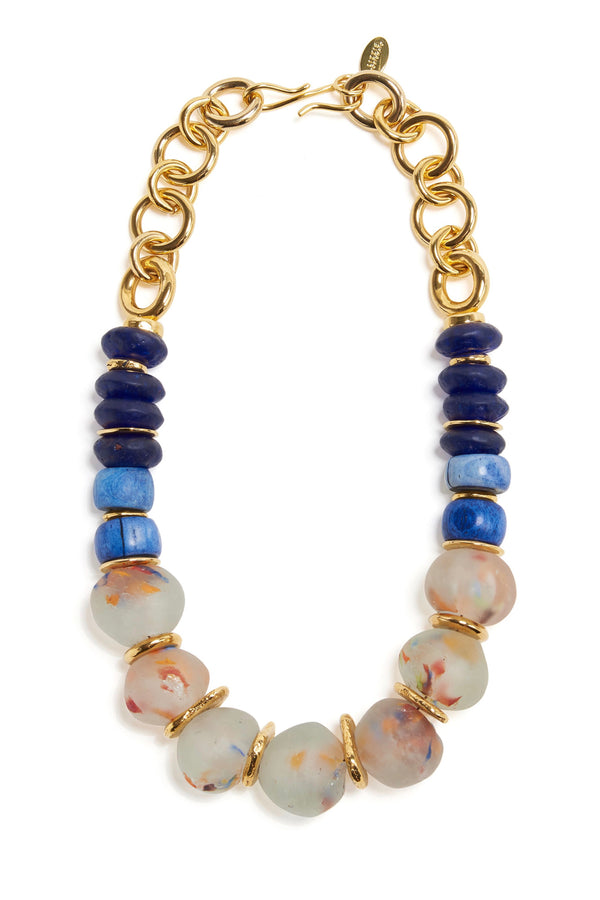 Painterly Necklace