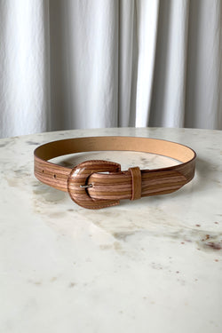 Oak Bruno Belt