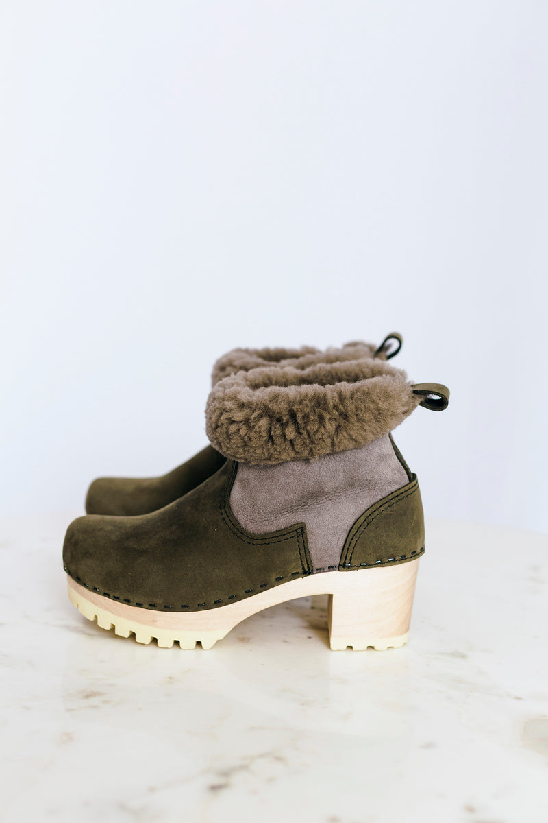 Storm Shearling Boot